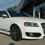 Audi S3 — Белая горячка