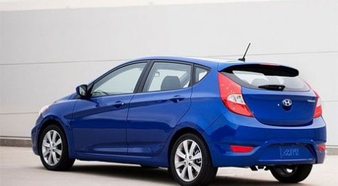 Хэтчбек Hyundai Accent