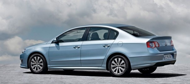 Volkswagen Passat модели BlueMotion