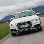 Новый Audi A4 2017 Allroad Wagon — этой осенью