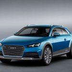 Электромобили Audi планирует к 2020 году
