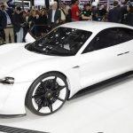 Электромобиль Porsche: Будет создано более 1400 рабочих мест