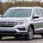 Honda Pilot 2016 поступил в продажу