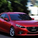 Снимки обновленной версии Mazda 6 Atenza