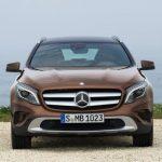 Mercedes отложил премьеру GLA Coupe