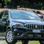 Обновленный Suzuki SX4 прибудет в Россию к осени