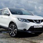 Городской Nissan Qashqai приехал в Россию