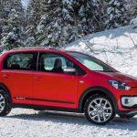 Обновленный Volkswagen Cross Up едет в автосалоны