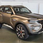 Новая Lada (Нива) 4X4 2020