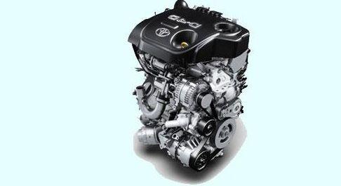 Toyota запускает производство компактного 1,4-литрового дизеля
